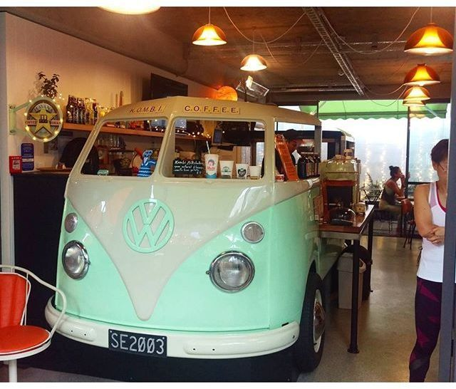 COFFEEUFEEL - You've gotta go to coffeekombi in Takapuna. Amazing coffee, great service and promoters of New Zealand brands and New Zealand produce. drfeelgoodicepops...
